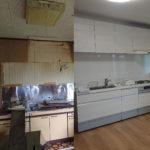【築35年の家】水回り+LDKリフォーム【その14】完工です!
