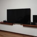 壁掛けテレビ+エコカラットプラスをプランニング中です!